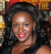 Actress Saycon Sengbloh